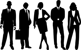 Man Woman Business