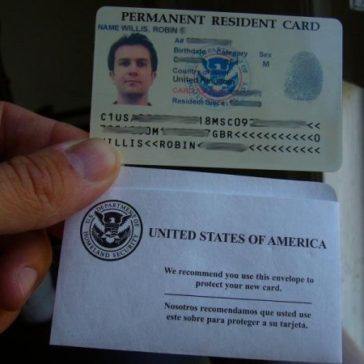 New Green Card