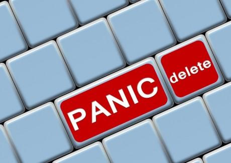 Panic Delete