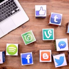 Social media is a trend of the modern era